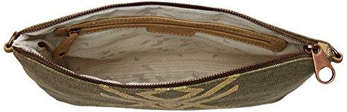 LPB Woman S17b0402, Pochettes Vert (Kaki)