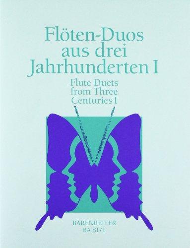 Duos (17) de maîtres anciens Vol.1 - Flûtes (2) par  Compilation