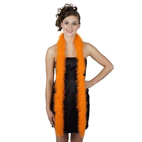 cts Marabu-Boa, mittelschwer Orange ()