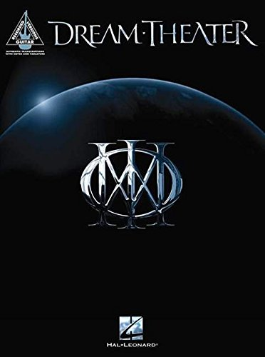 Dream theater guitare (Guitar Recorded Versions)