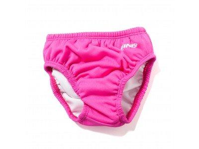Preisvergleich Produktbild Finis-Mädchen schwimmen Windeln, das Rosa eins (X-KELIN)