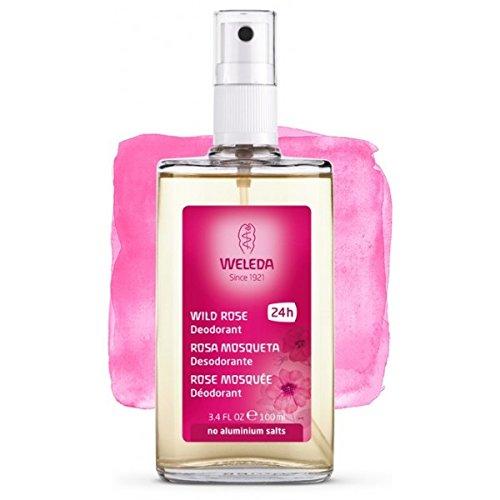 Desodorante de Rosa 100 ml de Weleda