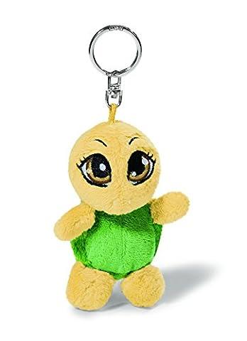 Nici 34832 - Schildkröte Schlüsselanhänger 10 cm, goldgelb