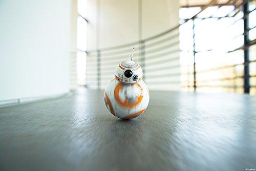 41vJTa0TWZL - Sphero - Robot electrónico droide BB-8 Star Wars (R001ROW)