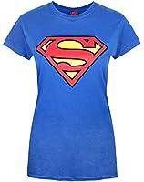 Official Superman Shield Logo Women's T-Shirt