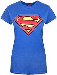 Femmes - Official - Superman - T-Shirt