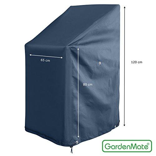 gardenmate oxford polyester schutzh lle f r gartenst hle. Black Bedroom Furniture Sets. Home Design Ideas