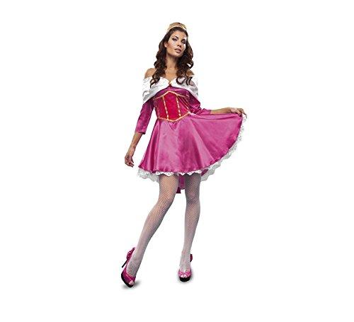 Disfraz de Princesa Rosa Durmiente mujer talla M-L
