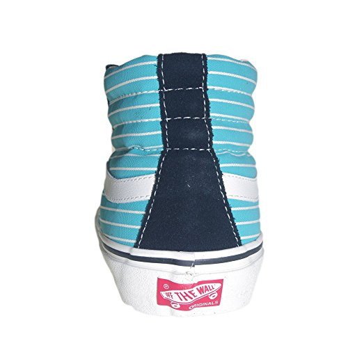 VANS Schuhe - Sneaker OG SK8-HI LX - stripes blue Stripes Blue