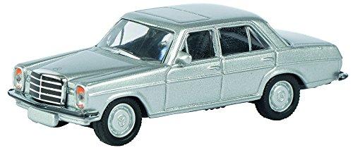 Schuco 452620000 - Mercedes Benz-8 Maßstab 1:87, silber/metallic