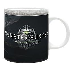 ABYstyle - Monster Hunter - Tasse 320 ml Welt