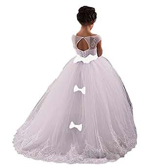 Cocogirls cute children flower girls wedding dresses kids first image unavailable junglespirit Gallery