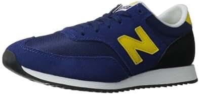New Balance CM620 chaussures 8,5 blue/yellow