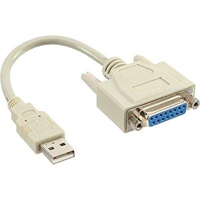 Câble FireWire, InLine®, 4 broches/9 broches mâle/mâle 1,8m par Lavolta