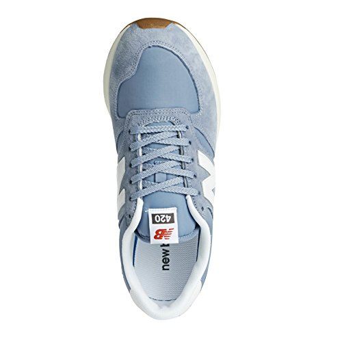 New Balance Trainers - New Balance MRL420 Shoes - Light Blue Blue