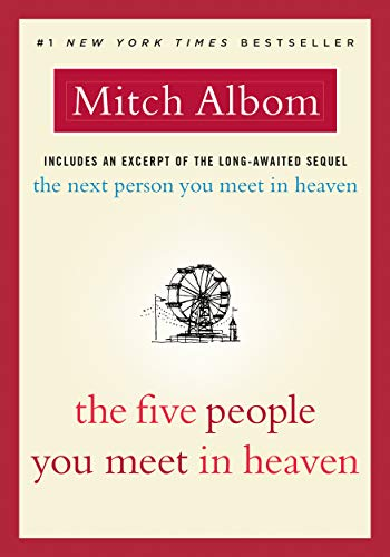 The Five People You Meet in Heaven (English Edition) por Mitch Albom