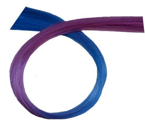 warenplus2014 Juego de 3Extensiones Artificial En Azul/Lila