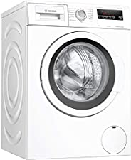 Bosch 7 kg 5 Star Inverter Touch Control Fully Automatic Front Loading with In-built Heater (WAJ2416WIN, White