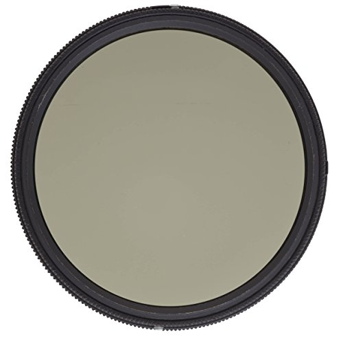 Heliopan Variable Neutral Density Filter (Black) (Variable Density-filter-hoya)