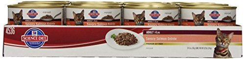 hills-science-diet-adult-optimal-care-savory-salmon-entree-minced-cat-food-55-ounce-can-24-pack-by-h