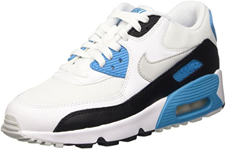 messieurs messieurs messieurs et mesdames nike garçons & eacute; air max 90 mailles (gs) gymnastique chaussures en ligne de haute qualité à juste prix ng33637. b1871f