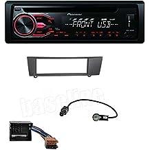 Kenwood CD aux mp3 USB 1din radio del coche para bmw 1er e87 3er e90-3 x1 e84 z4 e89