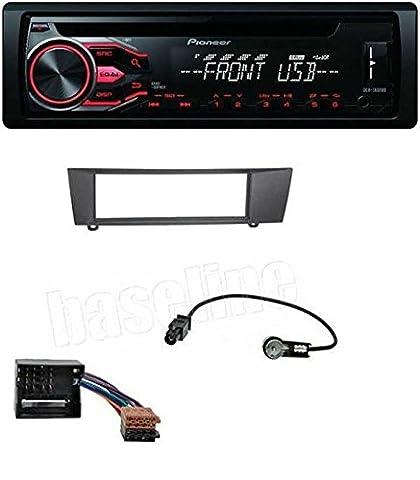 Pioneer Autoradio CD MP3USB AUX pour BMW Série 1E873E90E91E92E93x1E84Z4E89