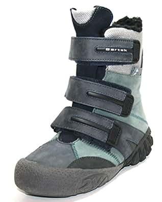 Bartek 77566–chaussures pour fille de bottes pour enfant vert pointure 31 (bleu)