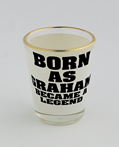 shot-glass-with-gold-rim-of-born-as-graham-became-a-legend