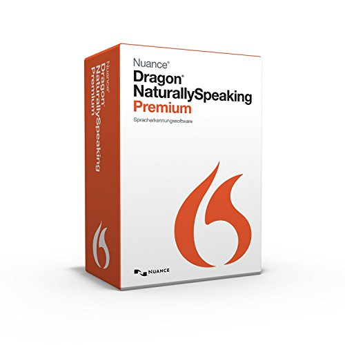 Nuance Dragon NaturallySpeaking 13.0 Premium -