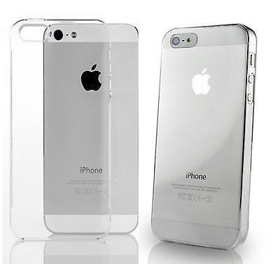 Unbekannt Rydges Designer Crystal Hard - Case für Apple iPhone Schutz Hülle Hard Cover Tasche (transparent) (iPhone 4 4S) Apple Iphone Crystal Case