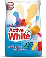 Active White Detergent Powder - 4 Kg Mega Pack