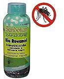 Sandokan Insetticida Concentrato Abbattente Bio Revanol 1L adatto contro zanzare e insetti volanti e striscianti Azione...