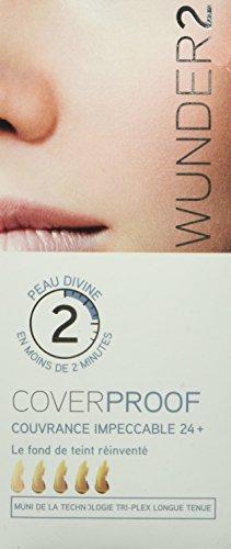 COVERPROOF Faultless 24+ Breakthrough Foundation for Light Skin