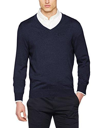 Brooks Brothers Herren Pullover Cosmic Blu (Navy)