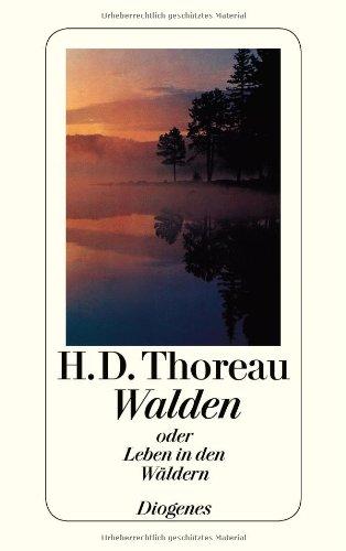 Buchseite und Rezensionen zu 'Walden: Oder Leben in den Wäldern' von Henry D Thoreau