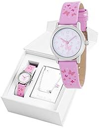 Conjunto Comunión Niña Reloj Marea B35284/5 y Pulsera Plata de Ley