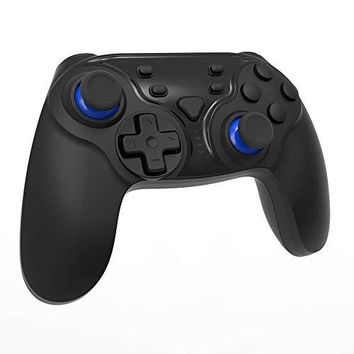 wonderday TI-1881 Drahtloser Bluetooth-Gamecontroller, Handspiel-Artefakt-Bluetooth-Gamepad-Controller für iOS und Android