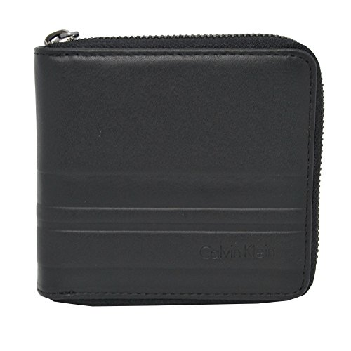 Portafoglio Uomo Zip Around   Calvin Klein Jeans   K50K503564-Black