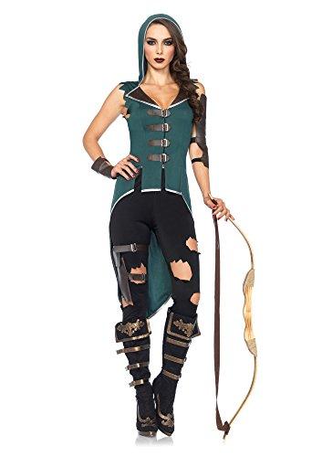 ebel Robin Hood-Kostüm, Größe Small (EUR 36) (Robin-kostüme Frauen)