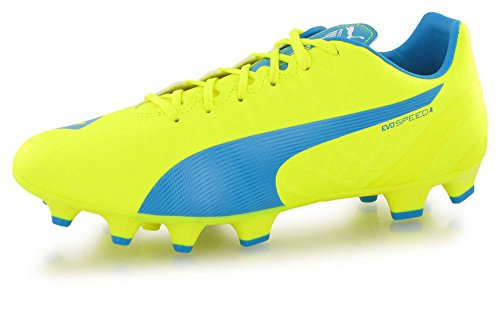 PUMA Evospeed 4.4 FG, Chaussures de Football Homme