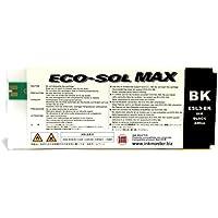 INK MASTER Cartucho compatible ROLAND ECO-SOL MAX BLACK para Roland BN-20 RS