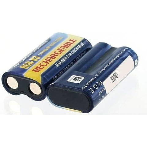 Batería para Cámara digital compatible con Nikon Coolpix 3100con Ion de litio/3.0V/1100mAh