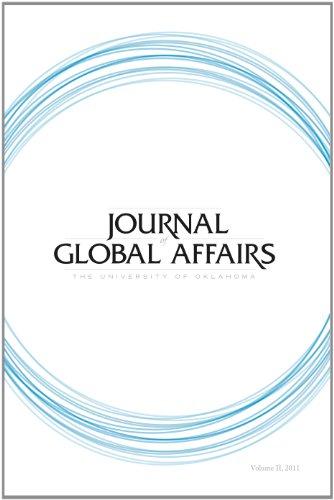 Journal of Global Affairs (English Edition)
