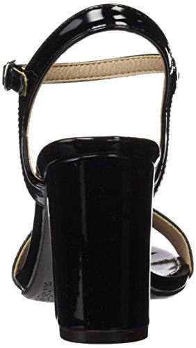 Damen Xti Schwarz 030583 Sandalen black zFq0wf