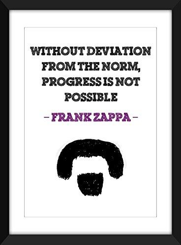 frank-zappa-desviacion-de-la-norma-cita-a3-a4-a5-8-x-10-5-x-7-lamina-regalo-para-los-fans-de-musica