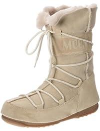 Moon Boot W.E. Vagabond Mid 24000200 - Botas de cuero para mujer
