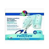 Master Aid Rollflex Acquastop 10 m x 10 cm - 1 Prodotto