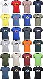 Alpha Industries Basic T-Shirt Militärgrün 3XL