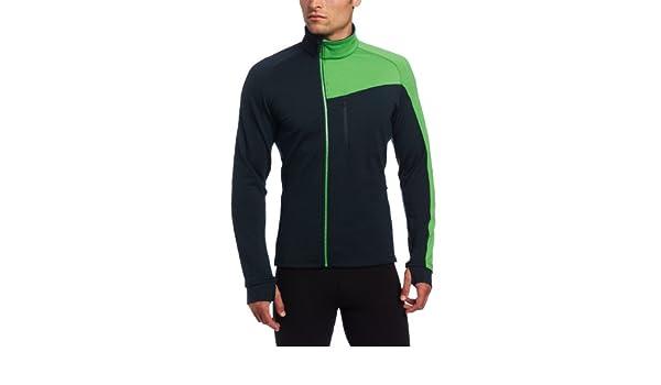 bdbed30ae0a Icebreaker Men's Carve Zip Sweater (Nova/Turf, XX-Large): Amazon.co.uk:  Sports & Outdoors